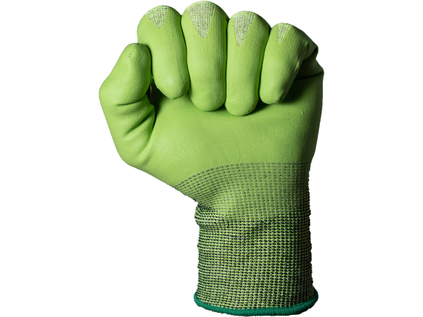 ANTELOPE - GREEN SERIES CUT PROTECTION C 18g foam nitrile
