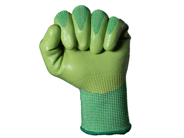 ADDER - GREEN SERIES CUT PROTECTION C 13g smooth nitrile
